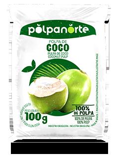 Polpa de Coco 100G