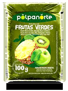 Polpa de Frutas Verdes 100G