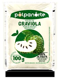 Polpa de Graviola 100G