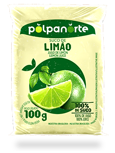Polpa de Limão 100G