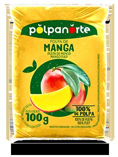 Polpa de Manga 100G