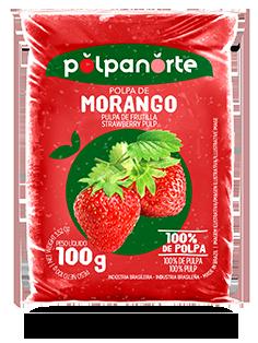 Polpa de Morango 100G