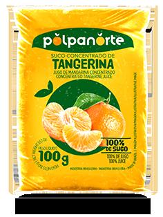 Polpa de Tangerina 100G