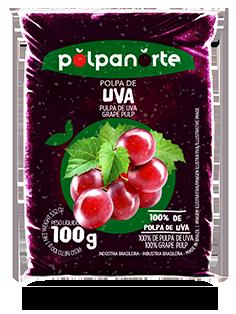 Polpa de Uva 100G